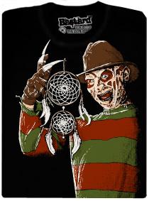 Freddy Krueger - Noční můra v Elm Street - pánské tričko s potiskem