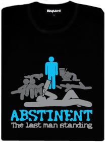 Abstinent - the last man standing - dámské