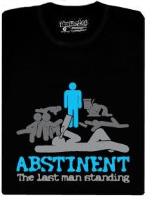Abstinent - the last man standing - poslední stojící člověk