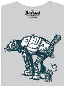 AT-AT kadí Stormtroopery - dámské tričko