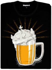 České zlato - pivo s korunou