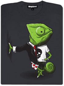 Chameleon - mistr převleků
