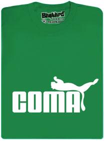 Coma - zelené