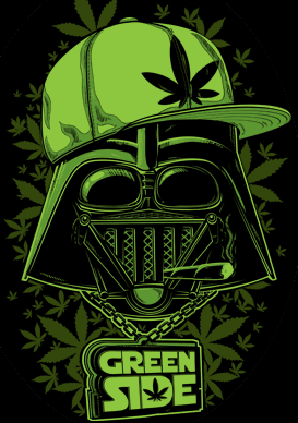 Darth Vader se dal na Green Side (Zelenou stranu)