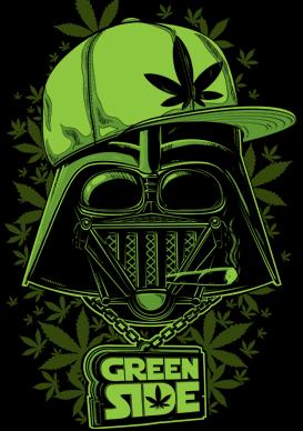 Darth Vader se dal na Green Side (Zelenou stranu)