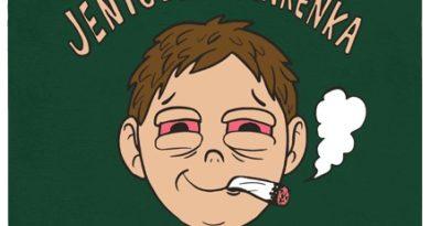 Jeníček a mařenka - zelené pánské tričko