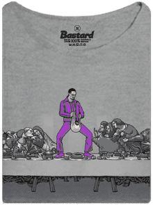 Jesus Quintana a jeho koule - šedé dámské tričko s potiskem