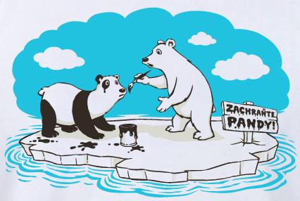 Lední medvědi - zachraňte pandy