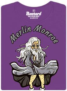 Marylin Monroe v podání čaroděje Merlina
