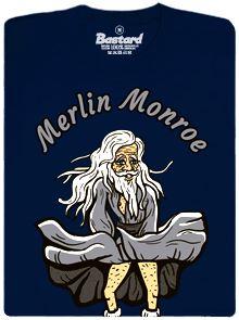 Merlin Monroe - čaroděj a vítr