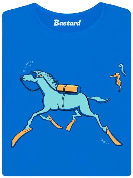 morsky-konik-modre-damske-tricko-jpg