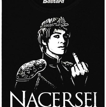 Naser si - Hra o trůny - černé dámské tričko
