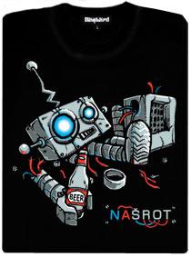 Robot který je našrot #Srandičky
