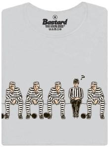 Rozhodčí na trestné lavici - dámské tričko s potiskem
