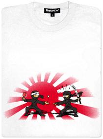 Ninja ping-pong