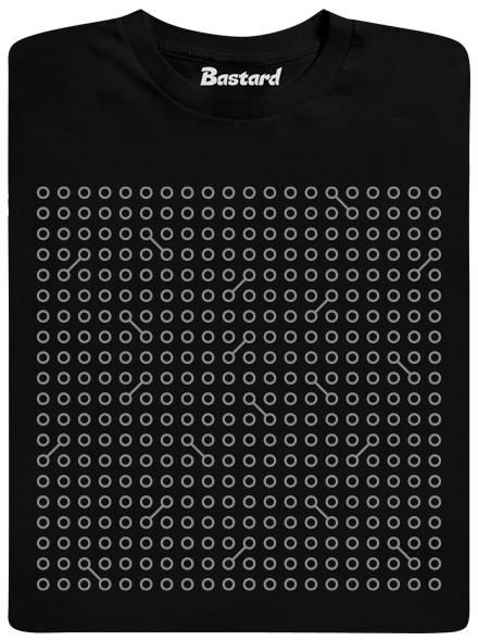 NYX 20 let - černé pánské tričko