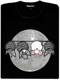 Opilý netopýr a bílá myš