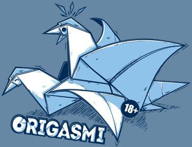 Origasmi - Origami pro dospělé