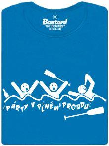 Párty v plném proudu - dámské tričko na vodu