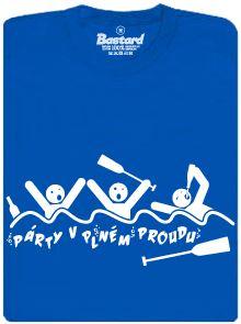 Párty v plném proudu - pánské tričko pro vodáky