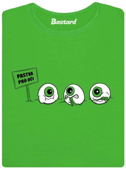 pastva-pro-oci-zelene-damske-tricko-jpg