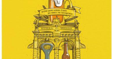 Pivní oltář - žluté dámské tričko