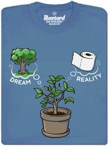 Sen vs. realita