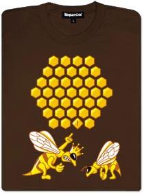 Včela a její sladká chyba