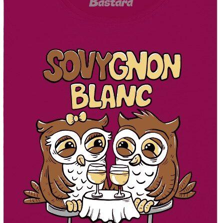 Sauvignon Blanc - růžové dámské tričko