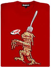 Špageťák si jde pro kečup