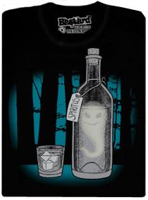 Spiritus - duch v lahvi