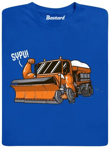 Sypu - modré pánské tričko