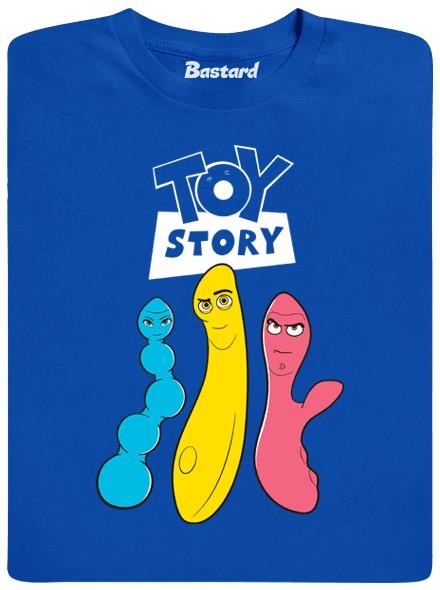 Toy Story - Příběh hraček - modré pánské tričko