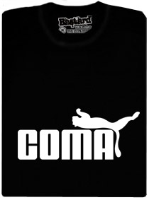 puma. Tričko s potiskem Coma c01851b73a