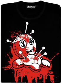 Voodoo jehelníček - dámské tričko s potiskem