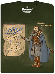 Winter is coming - Hra o trůny