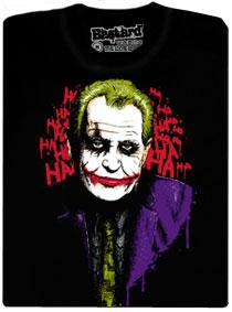 Hradní pán a prezident Miloš Zeman jako Joker