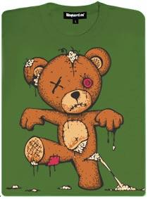 Zombie teddy - medvídek