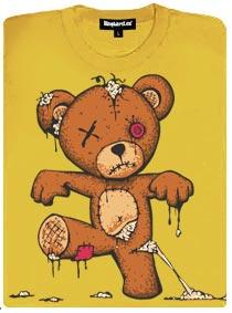 Co se stane s medvídkem, kterého vyhodíte? Bude z něj zombie medvídek!